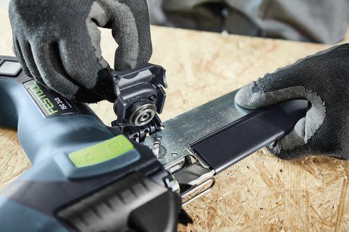 Festool Sierra a batería para material aislante ISC 240 HPC 4,0 EBI-Plus-XL-FS