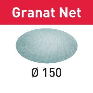 Festool Abrasivo de malla STF D150 P400 GR NET/50 Granat Net