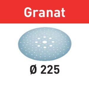 Festool Disco de lijar STF D225/128 P120 GR/25 Granat